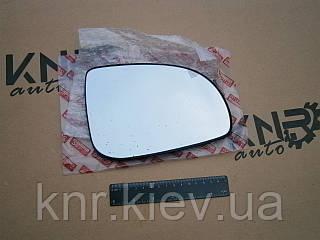 Зеркало заднего вида (элемент) с электроподогревом левое JAC J5