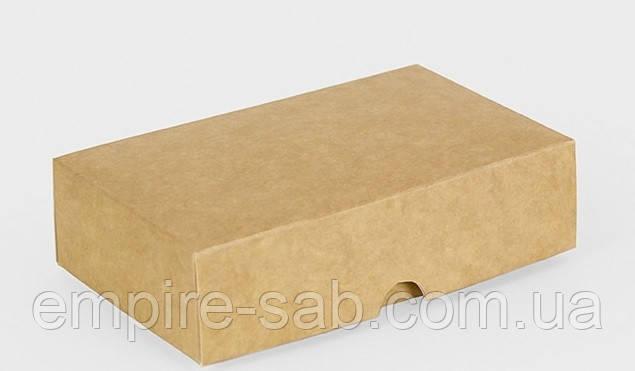 """Коробка крафт """" Изыск"""""""