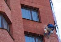 Гидрофобизация - удаление высолов на фасаде, в Запорожье