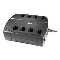 ИБП APC Back-UPS ES с функцией энергосбережения, 8 розеток, 550 ВА, 230 В, соединители CEE 7/7