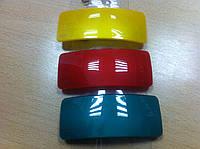 Распродажа Большие однотонные заколки-автомат разных цветов