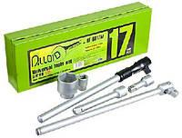 Набор инструмента Alloid 17 предметов 3/4 НГ- 6018М