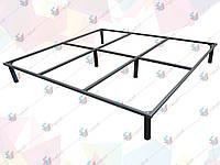 Рамка кровати двуспальная с ножками 2000*1600 мм