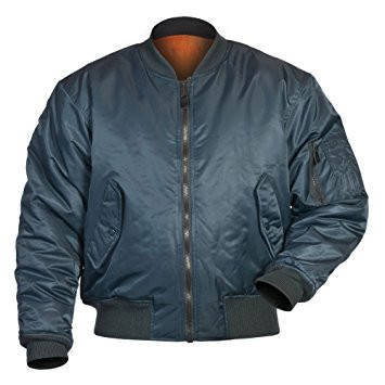 Куртка лётная MA1 MilTec Dark Blue 10401003, фото 2