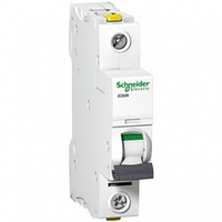 Автоматический выключатель 10А 6кА 1 полюс тип C A9K24110 iK60 Schneider Electric