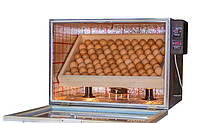 Инкубатор для яиц с автоматическим переворотом ламповый Тандем 80