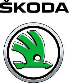 Коврик в багажник Skoda