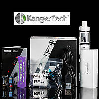 Вейп KangerTech Subox Mini SuperKit + Аккумулятор в комплекте