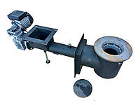 Ретортная горелка 75 kW Шнеки для котла Автоматическая подача