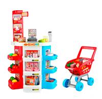 Игровой набор магазин-супермаркет 668-20