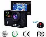 Екшн камера EKEN H3R ULTRA HD 4K Wi-Fi (Black), фото 3