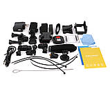 Екшн камера EKEN H3R ULTRA HD 4K Wi-Fi (Black), фото 4