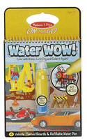 """Волшебная водная раскраска """"Транспорт"""", Melissa&Doug"""