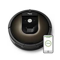 Пылесос автоматический iRobot Roomba 980