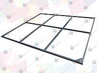 Рамка вкладная без ножек для двуспальной кровати 2000*1200 мм