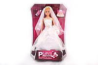 Кукла типа Барби Невеста 81012