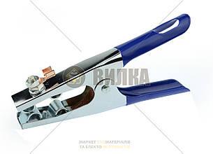 Клемма массы 500A синие ручки, 21,5см VITA