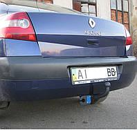Фаркоп на Renault Megane 2 Седан (2002-2008) Рено Меган