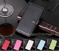 Чехол-бумажник для Alcatel Pixi 3 4027D (4.5)
