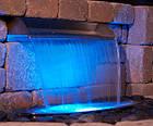Встраиваемый водопад Atlantic SS12 (металл), 30см, фото 3