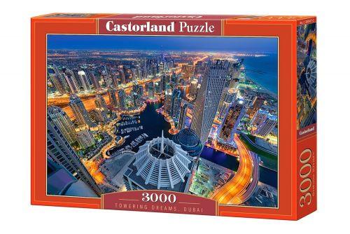 Пазлы Castorland Дубай С-300457, 3000 элементов
