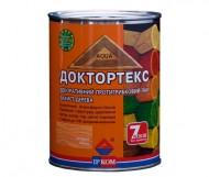 Доктортекс ІР-013 - лак-антисептик для дерева, 3 л (Ірком)