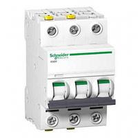 Автоматический выключатель 63А 6кА 3 полюса тип C A9K24363 iK60 Schneider Electric