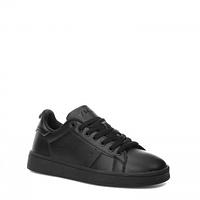 Женские польские черные кроссовки, кеды эко-кожа 36 Vices