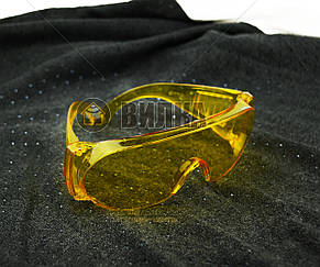 Очки Озон желтые Vita, фото 2