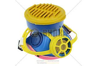 Респиратор Пульс М 1 картридж (пылевой) фильтр флизелин Vita
