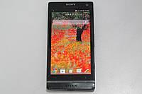 Мобильный телефон Sony Xperia S LT26i Black  (TZ-1837)