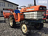 Мини-трактор Kubota B1500 с фрезой