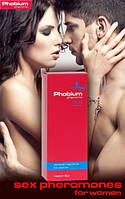 Духи с феромонами женские PHOBIUM Pheromo for women, 15 ml  - Aurora