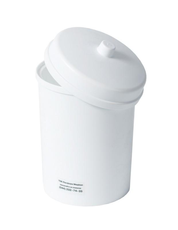 Контейнер для зберігання термометрів