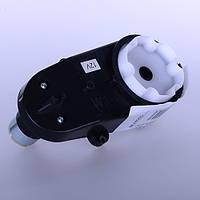 Рулевой редуктор с мотором 12 Вольт 5500 об/мин для детских электромобилей M 3118, M 3107, M 3150, М 3151