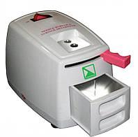 Утилізатор електричний для голок з гільйотиною для відрізу канюлі