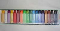 Краски акриловые для маникюра по 6 мл, 18 шт в наборе