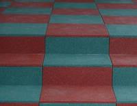 Резиновые накладки на ступени, фото 1