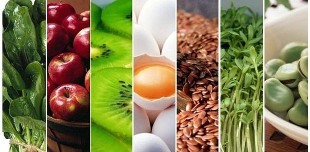 8 лучших продуктов для красоты 📝