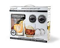 Набор для приготовления коктейлей Prepara  American Bar Gift Set