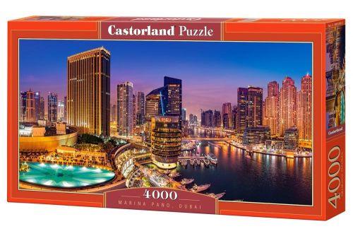 Пазлы Castorland Дубай С-400195, 4000 элементов