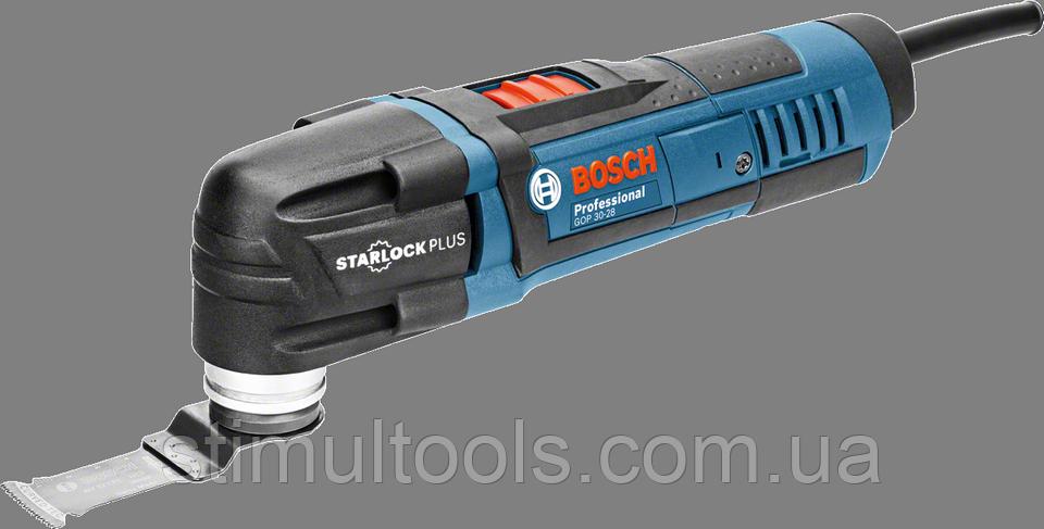 Универсальный резак Bosch GOP 30-28