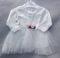 Детские платья оптом. Для девочек от 3 мес до 3 лет. Новое поступление!
