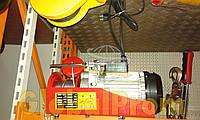 Тельфер электрический (электрическая таль) - РА-250/500