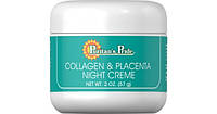 Puritan's Pride Ночной крем Натуральный коллаген Puritan's Collagen & Placenta Night Cream