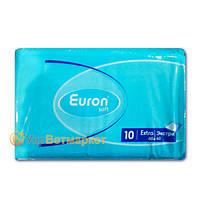 Пеленки гигиенические Euron Soft Extra 60х60, 10 шт/уп, Бельгия