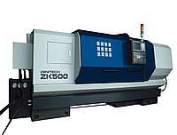 Zenitech ZK 500/1500 токарный станок по металлу с ЧПУ