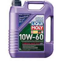 Моторное масло Liqui Moly Synthoil Race Tech GT1 10W-60, 5л.