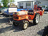 Мини-трактор Kubota B1-17 б/у пр-ва Японии с фрезой