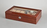Деревянная шкатулка для часов Salvadore 80412RWC1 на 12 отделений